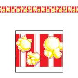 Party-Absperrband Popcorn 6 m