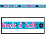 "Party-Absperrband ""Rock & Roll"" 6 m"