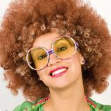Partybrille 60er Style
