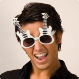 Partybrille Gitarren