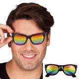 """Partybrille """"Regenbogen"""""""