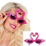 """Partybrille """"Verliebte Flamingos"""""""