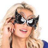 """Partybrille """"Edler Schmetterling"""""""