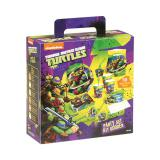 "Partydeko-Set ""Ninja Turtles"" 56-tlg."