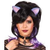 """Perücke """"Fantasy Kitty"""" mit Ohren"""