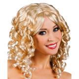 Perücke Lockenkopf Isabelle-blond