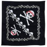 """Piraten Bandana """"Totenkopf"""""""