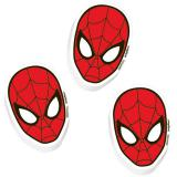 "Radiergummis ""Spiderman-Party"" 12er Pack"