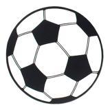 Raumdeko Papp-Fußball 34,5 cm