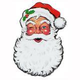 "Raumdeko ""Santa Claus"" 65 cm"