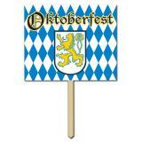 Raumdeko Schild Oktoberfest 61 cm