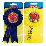 "Orden ""Happy Birthday Bunte Ballons"" 15 cm - 16"