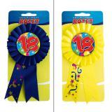 "Orden ""Happy Birthday Bunte Ballons"" 15 cm - 18"
