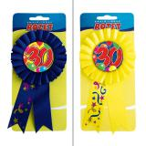 "Orden ""Happy Birthday Bunte Ballons"" 15 cm - 30"
