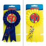 "Orden ""Happy Birthday Bunte Ballons"" 15 cm - 50"