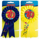 "Orden ""Happy Birthday Bunte Ballons"" 15 cm - 70"