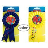 "Orden ""Happy Birthday Bunte Ballons"" 15 cm - 80"