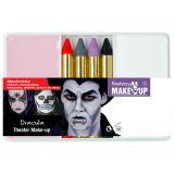 Schminkset Vampir Dracula 6-tlg.