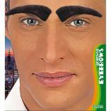 Selbstklebende schwarze Augenbrauen