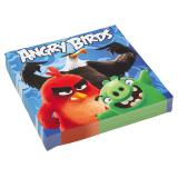 "Servietten ""Angry Birds - Der Film"" 20er Pack"