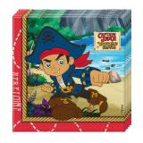 "Servietten ""Captain Jake & die Nimmerland Piraten"" 20er Pack"