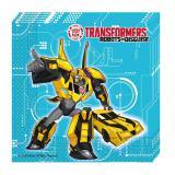 """Servietten """"Coole Transformers"""" 20er Pack"""