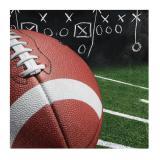 Servietten Football 16er Pack
