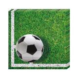 """Servietten """"Fußball-Leidenschaft"""" 20er Pack"""