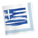 """Servietten """"Griechenland"""" 20er Pack"""