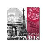"Servietten ""Paris"" 20er Pack"