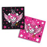 "Servietten ""Pirate Girl"" 20er Pack"