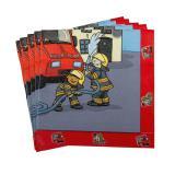 """Servietten """"Schnelle Feuerwehr"""" 20er Pack"""