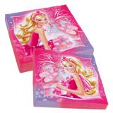 "Servietten ""Barbie Ballerina"" 20er Pack"