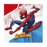 Servietten Spiderman in Action 20er Pack