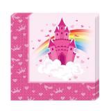 "Servietten ""Sweet Princess Dream"" 20er Pack"