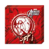 """Servietten """"Ultimative Avengers - Iron Man"""" 20er Pack"""