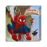 "Servietten ""Spiderman - Web Warriors"" 20er Pack"