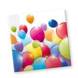 "Servietten ""Luftballon Paradies"" 20er Pack"
