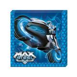 "Servietten ""Max Steel"" 20er Pack"