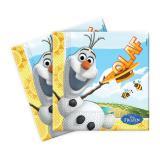 """Servietten """"Olaf im Paradies"""" 20er Pack"""