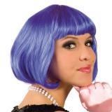 Sexy Bob-Perücke-blau