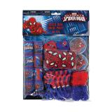 """Spiel- und Spaß-Set """"Spiderman-Party"""" 48-tlg."""