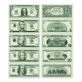 """Spielgeld """"Dollarscheine"""" 100er Pack"""