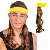 """Stirnband mit Haar """"Prolet"""""""