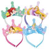 "Tiaras ""Disney - Hübsche Prinzessinnen"" 4er Pack"