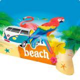 """Tischdecke """"Beach-Party"""" 274 x 137 cm"""