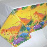 Tischdecke Dino-Welt 137 x 259 cm