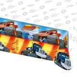 "Tischdecke ""Monster Truck Blaze"" 180 x 120 cm"