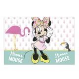 """Tischdecke """"Sommerliche Minnie Mouse"""" 120 x 180 cm"""