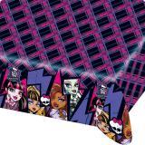 """Tischdecke """"Monster High Girls"""" 180 x 120 cm"""